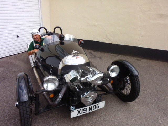 2012 MORGAN SUPER-SPORTS three wheeler trike For Sale (picture 2 of 6)