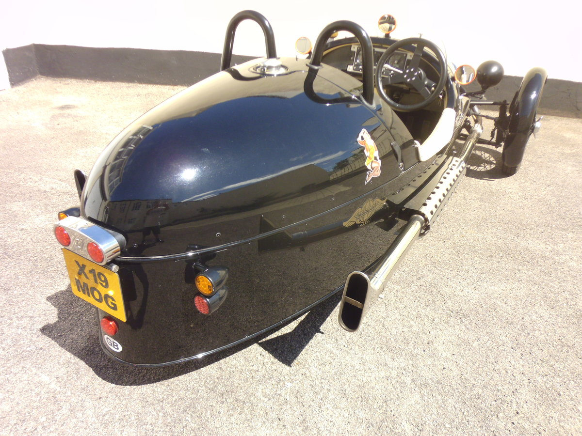 2012 MORGAN SUPER-SPORTS three wheeler trike For Sale (picture 3 of 6)