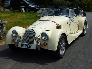 Morgan Plus 4 4 Seater.
