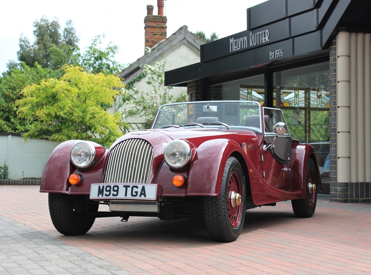 2016 MORGAN 4/4 '80TH ANNIVERSARY' SOLD (picture 1 of 6)