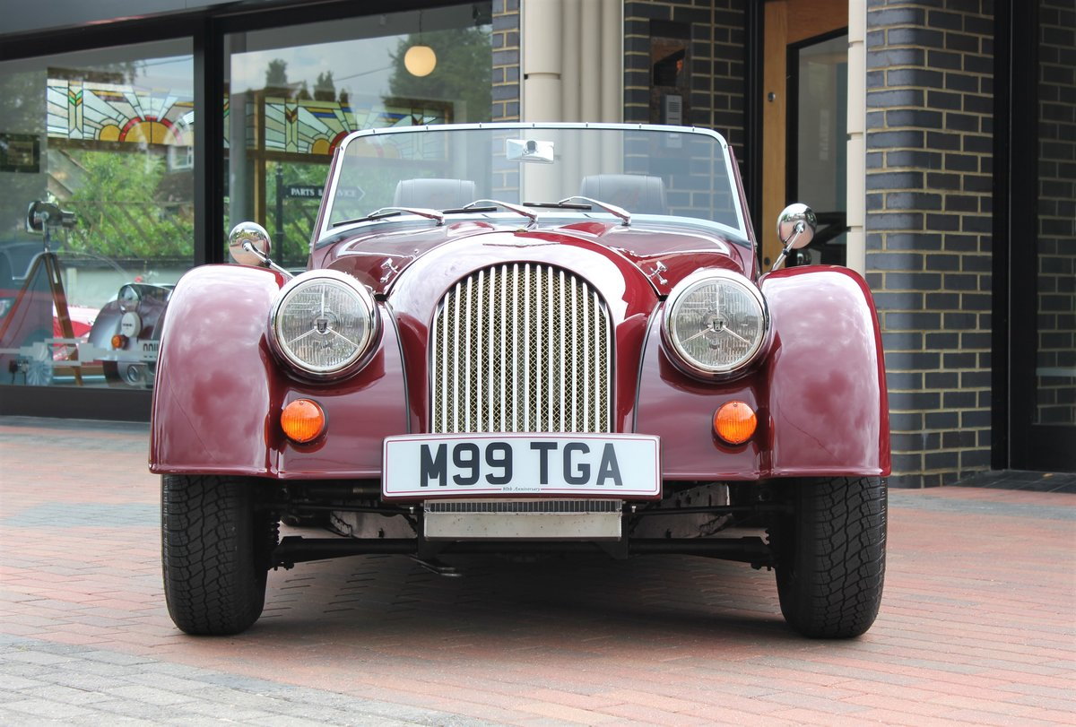 2016 MORGAN 4/4 '80TH ANNIVERSARY' SOLD (picture 2 of 6)
