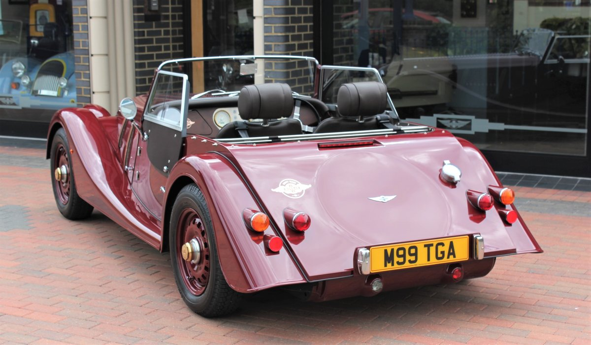 2016 MORGAN 4/4 '80TH ANNIVERSARY' SOLD (picture 4 of 6)