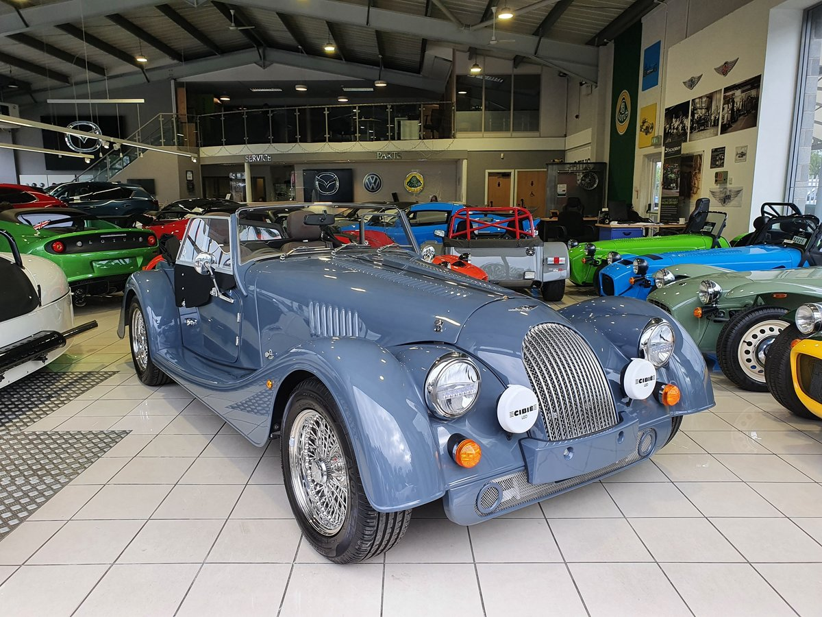 2020 Morgan Plus Four 2.0 (NEW CAR) For Sale (picture 1 of 6)