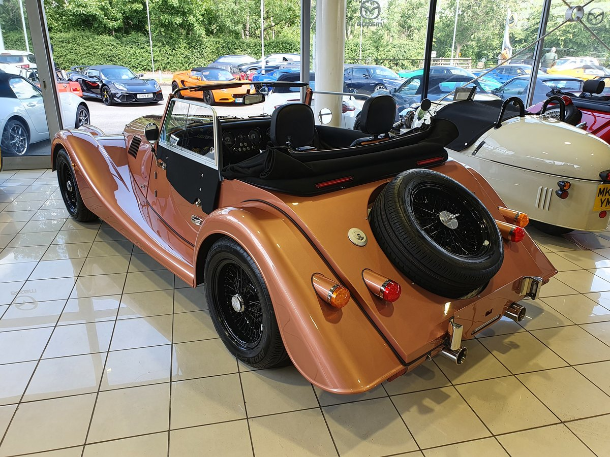 2020 Morgan Plus Four 2.0 (NEW CAR) For Sale (picture 2 of 6)