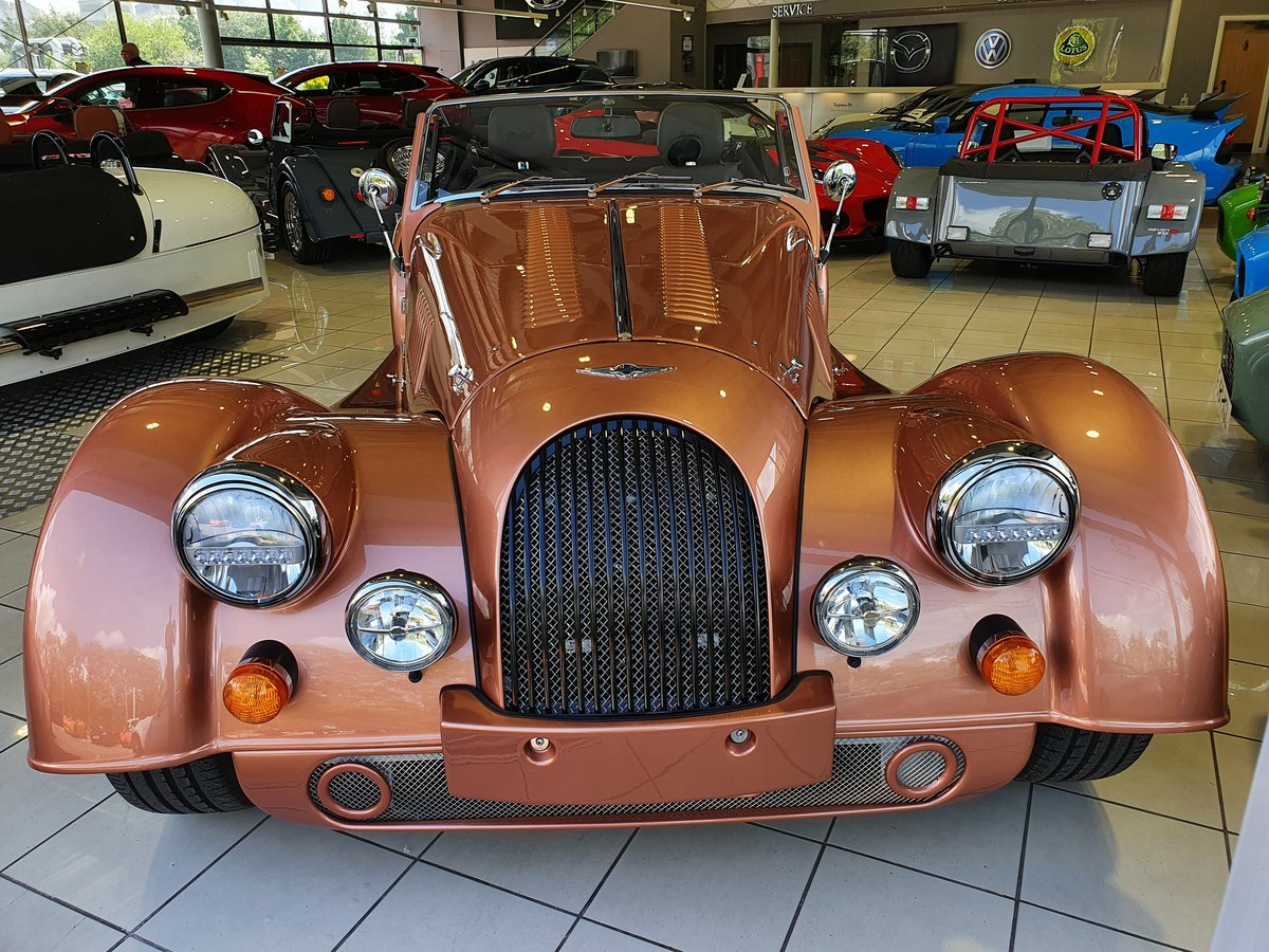 2020 Morgan Plus Four 2.0 (NEW CAR) For Sale (picture 3 of 6)