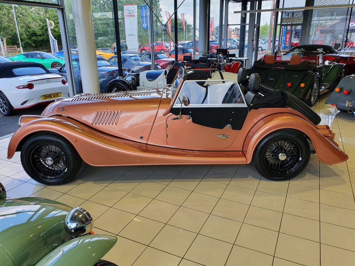 2020 Morgan Plus Four 2.0 (NEW CAR) For Sale (picture 4 of 6)
