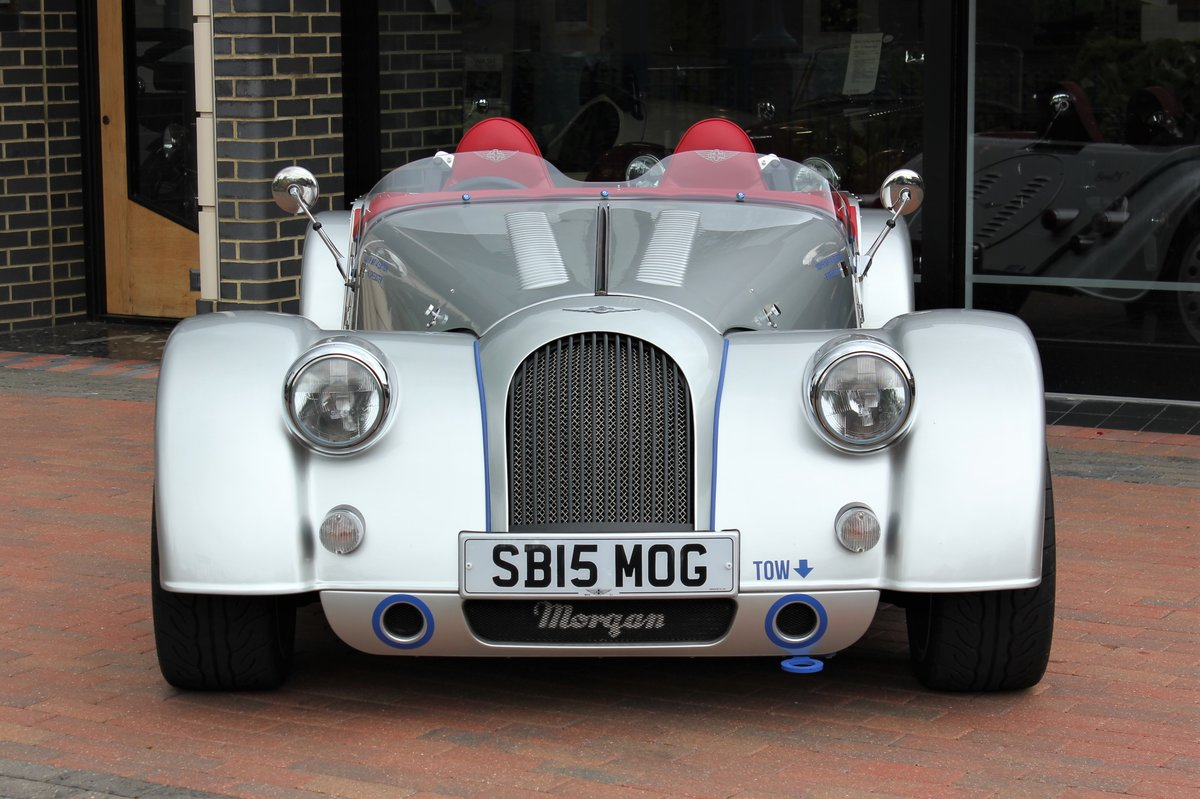 2015 Morgan Plus 8 Speedster For Sale (picture 2 of 6)