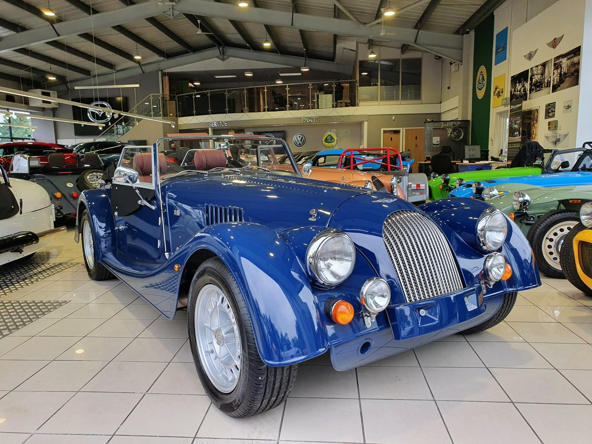 2021 Morgan Plus 4 2.0 (NEW CAR) For Sale (picture 1 of 6)