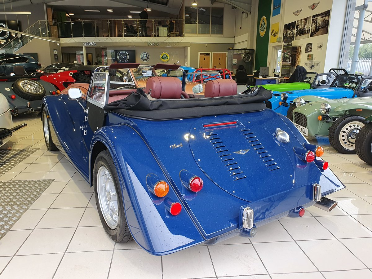 2021 Morgan Plus 4 2.0 (NEW CAR) For Sale (picture 2 of 6)