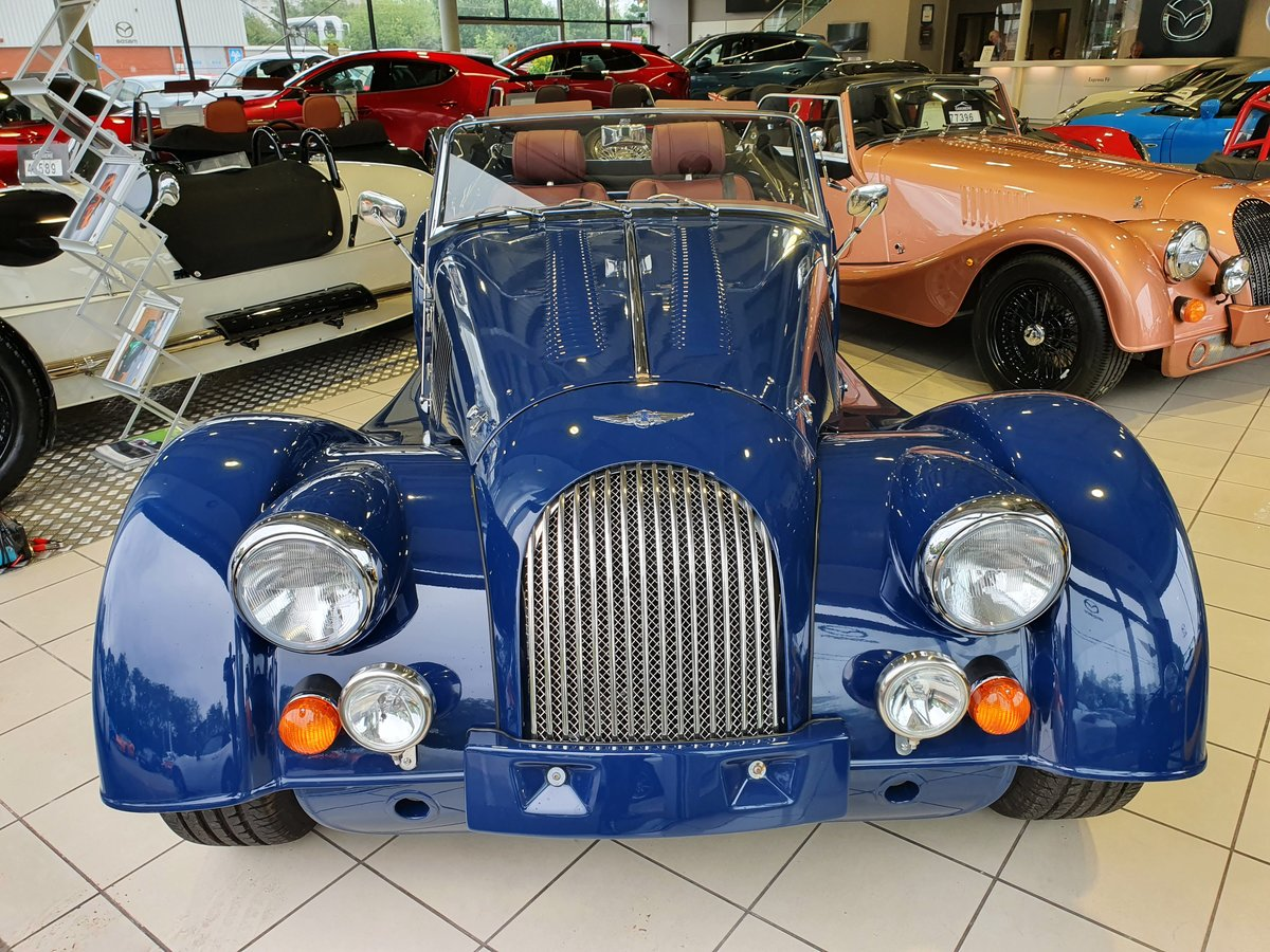 2021 Morgan Plus 4 2.0 (NEW CAR) For Sale (picture 3 of 6)