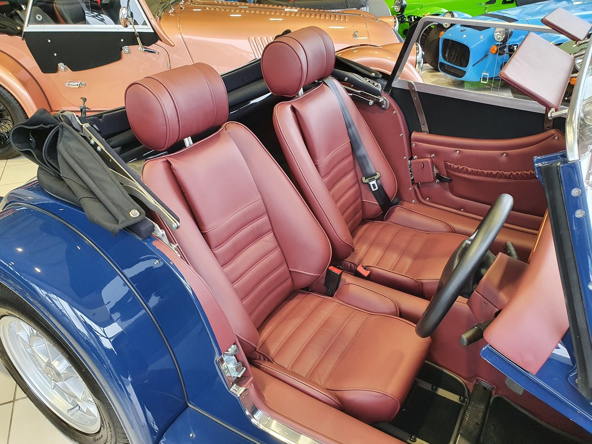 2021 Morgan Plus 4 2.0 (NEW CAR) For Sale (picture 4 of 6)