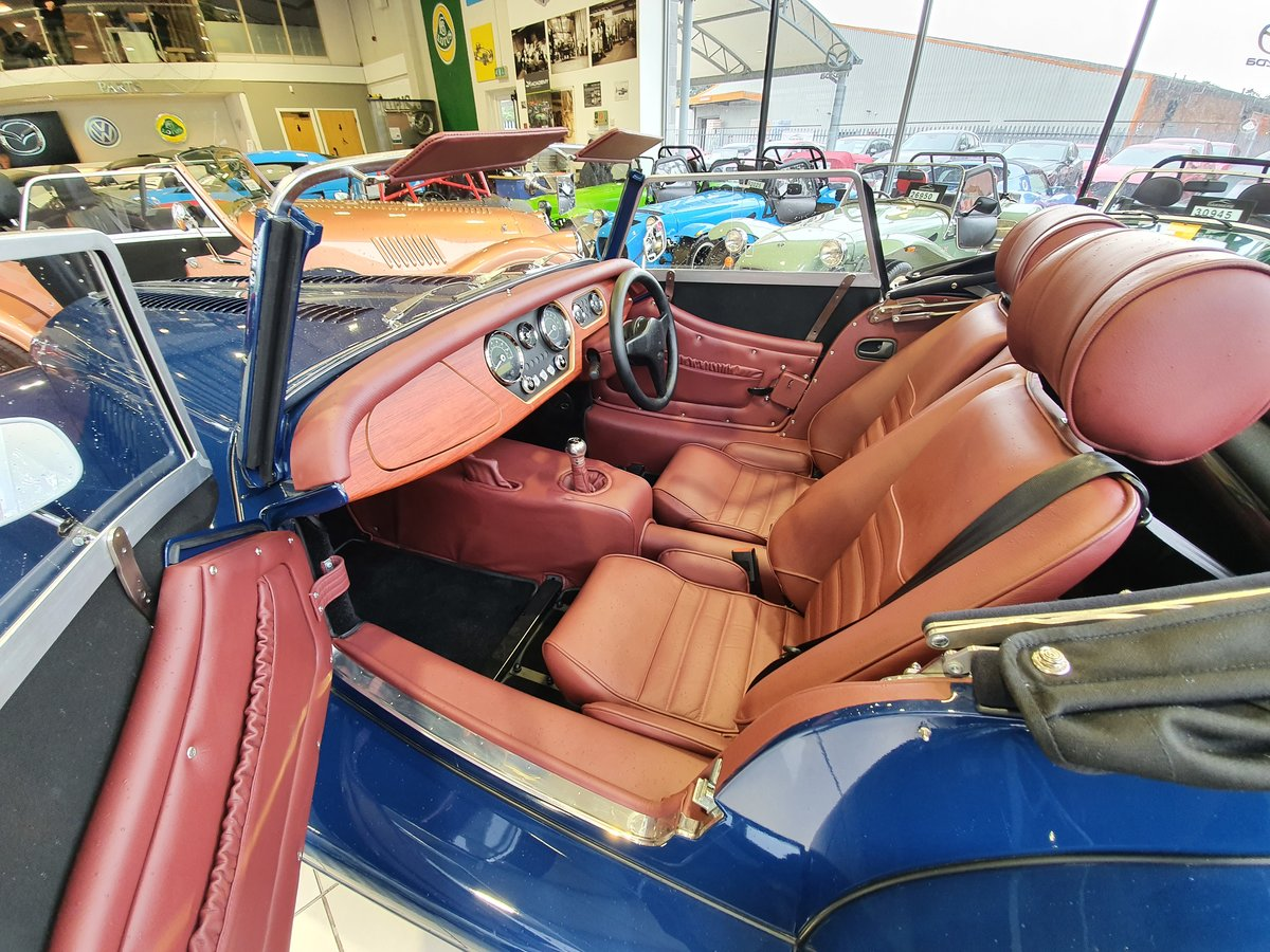 2020 Morgan Plus 4 2.0 (NEW CAR) For Sale (picture 5 of 6)