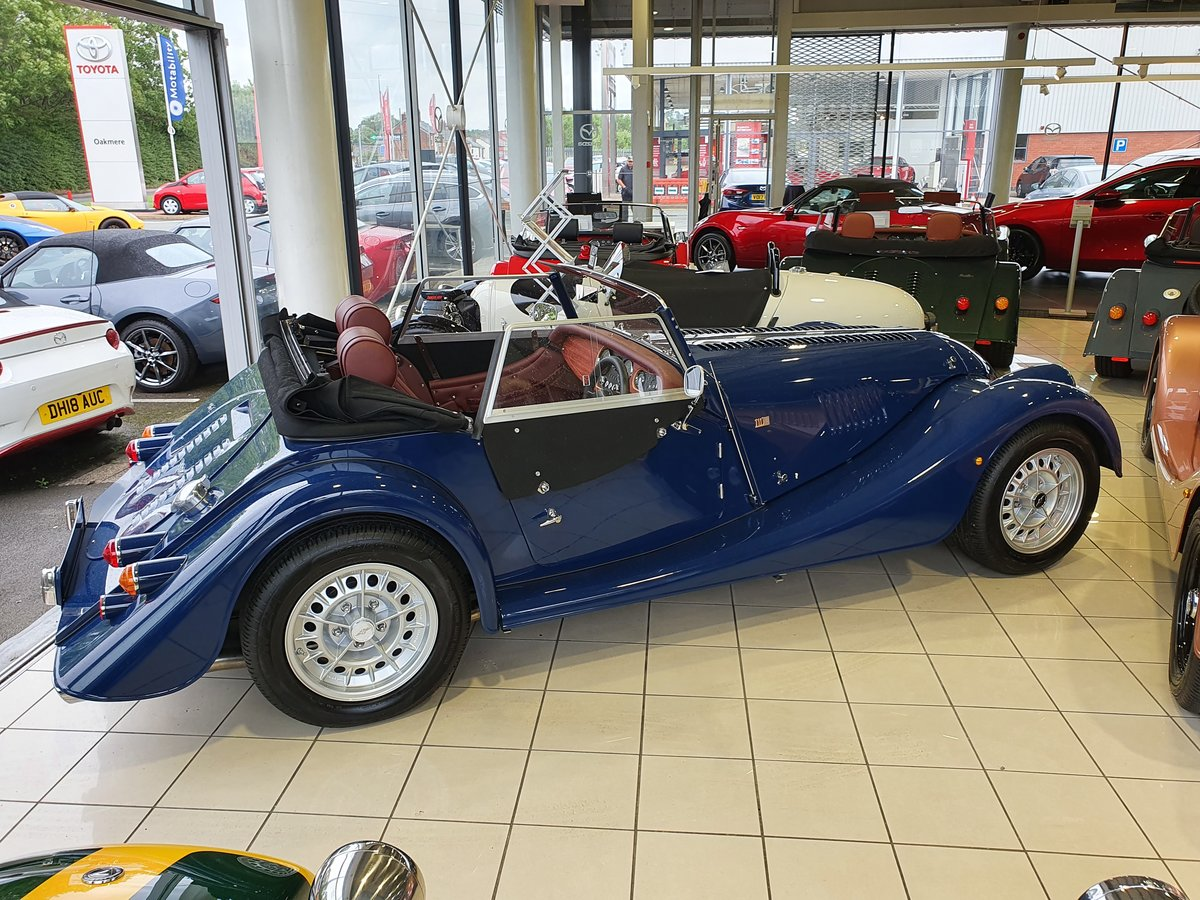 2021 Morgan Plus 4 2.0 (NEW CAR) For Sale (picture 6 of 6)