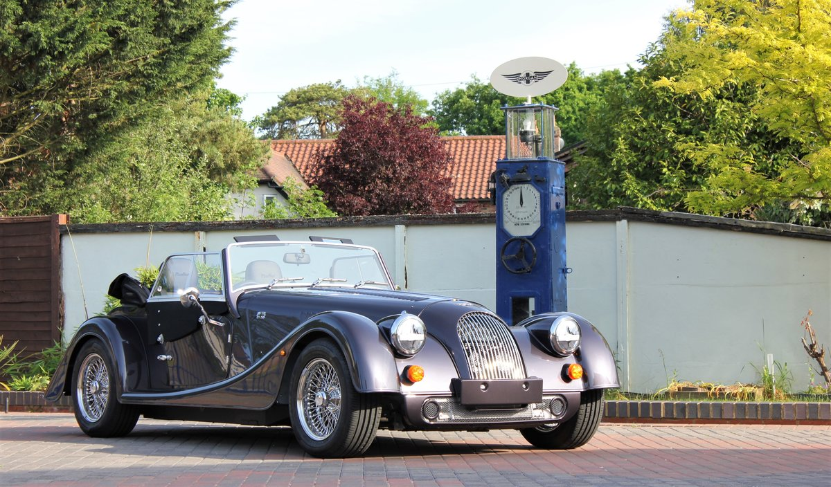 2020 All-New Morgan Plus Four For Sale (picture 1 of 6)