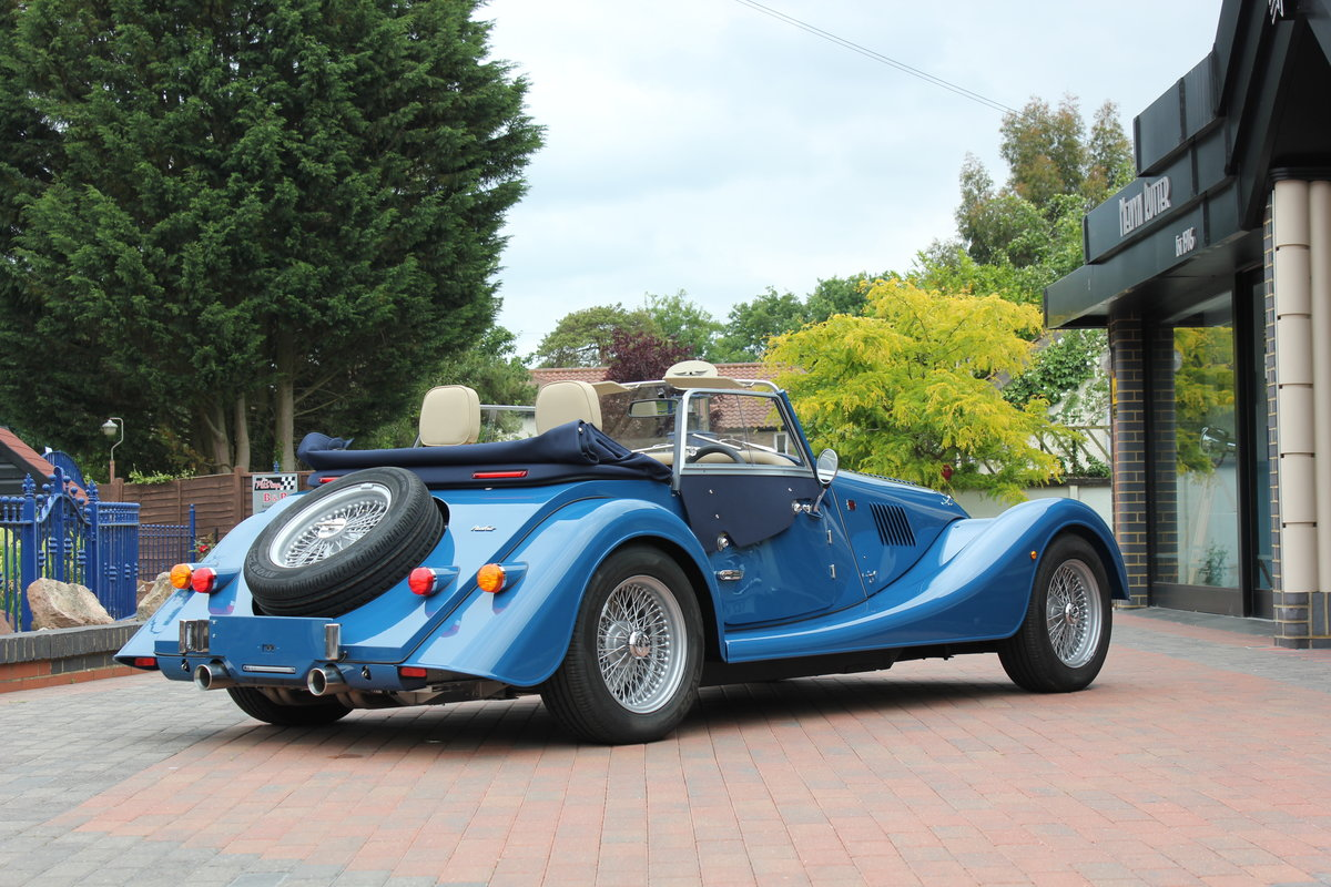 2020 ALL-NEW MORGAN PLUS FOUR  For Sale (picture 4 of 6)