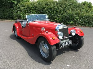 1954 Morgan Plus 4 Flat Rad 4 Seater