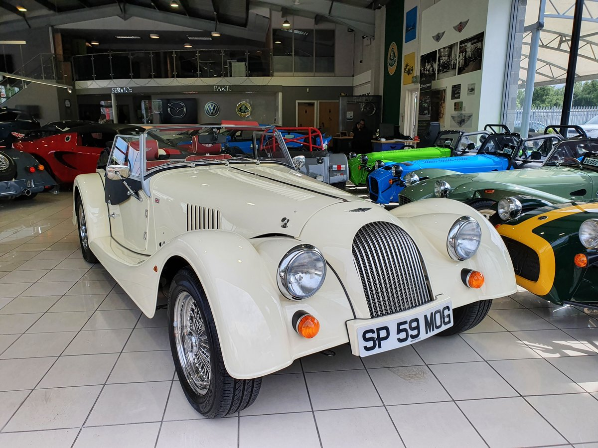 2015 Morgan Plus 4 2.0  For Sale (picture 1 of 6)
