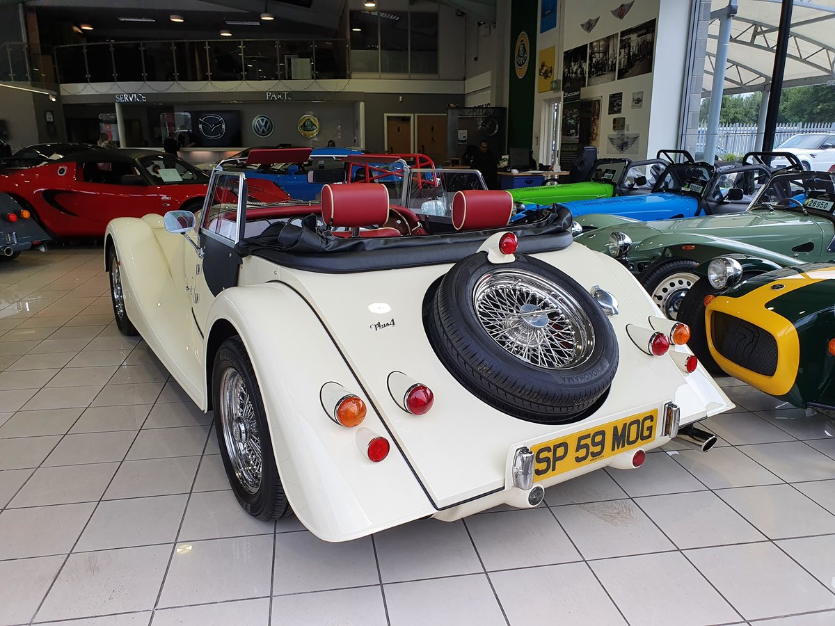 2015 Morgan Plus 4 2.0  For Sale (picture 2 of 6)