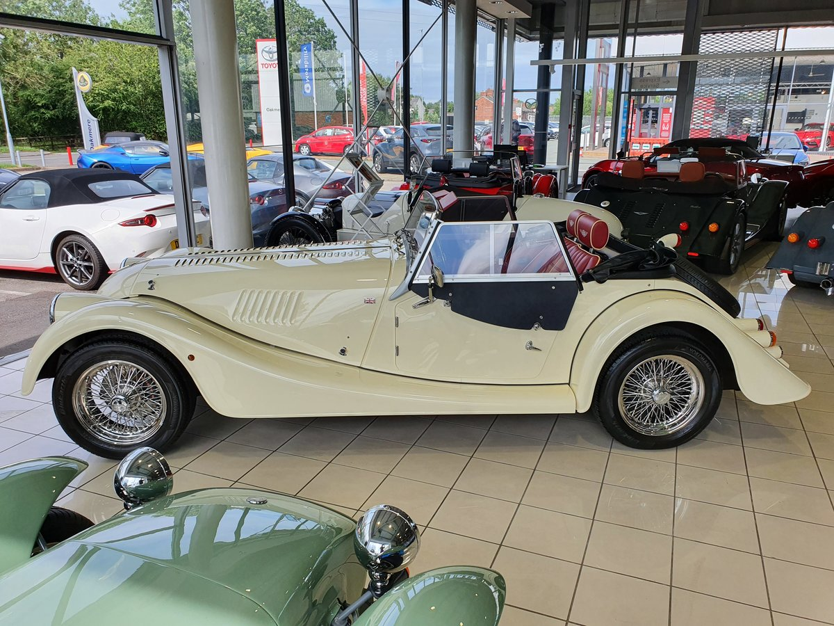 2015 Morgan Plus 4 2.0  For Sale (picture 3 of 6)