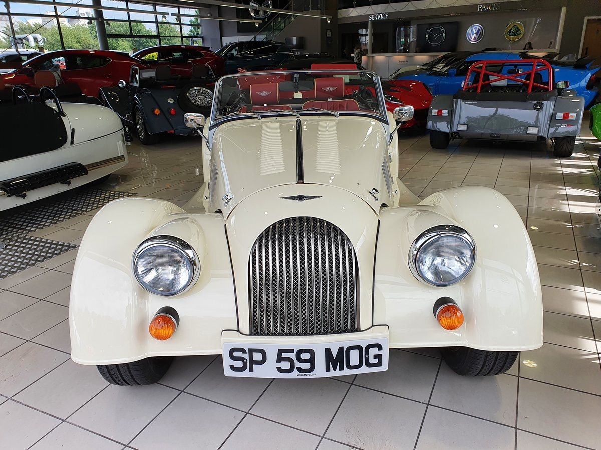 2015 Morgan Plus 4 2.0  For Sale (picture 4 of 6)