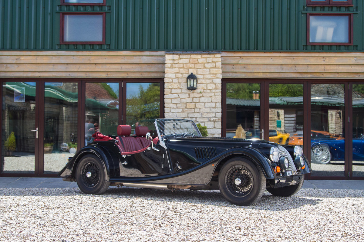 2015 Stunning Morgan Plus 4 Narrow Body For Sale (picture 1 of 6)