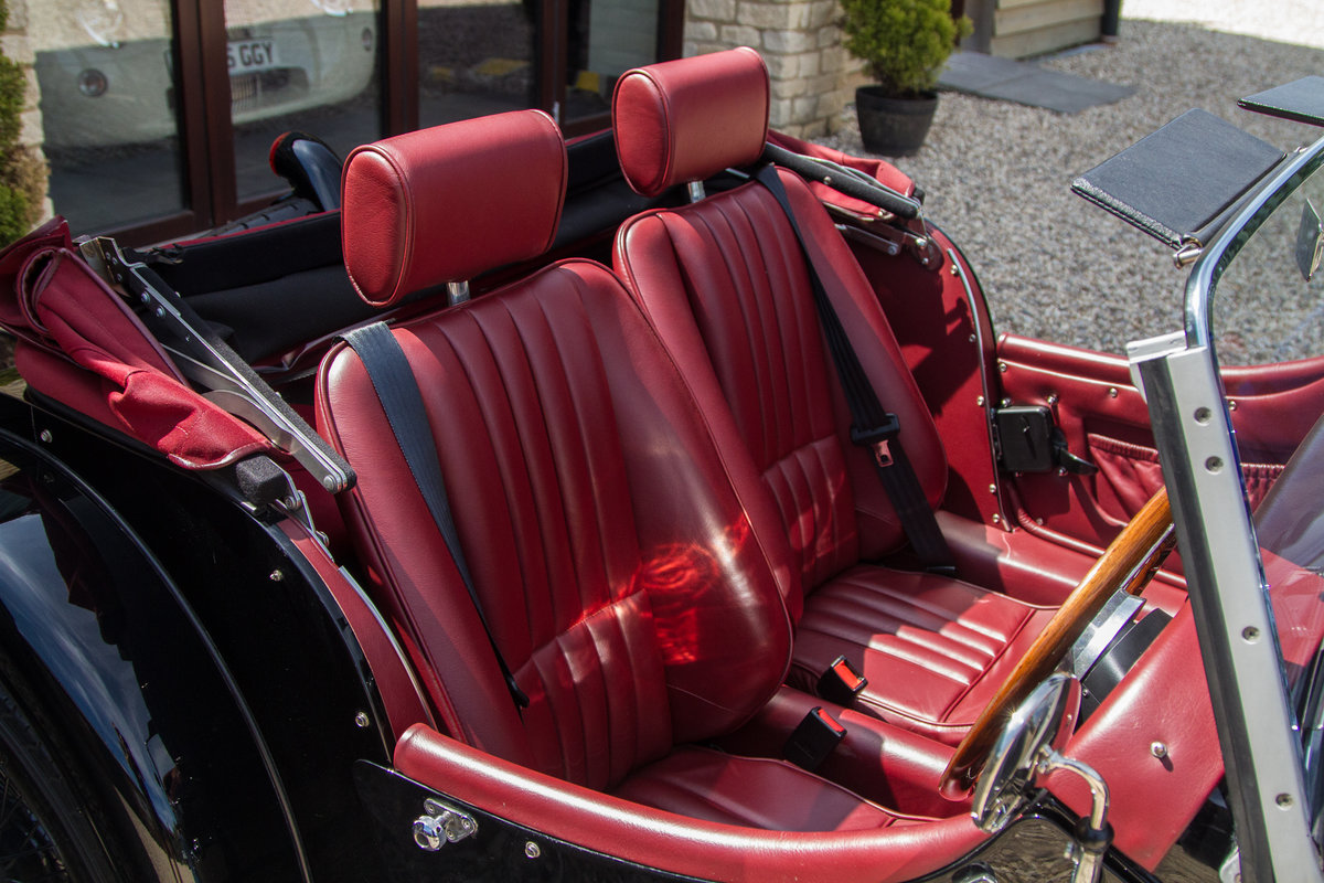 2015 Stunning Morgan Plus 4 Narrow Body For Sale (picture 2 of 6)
