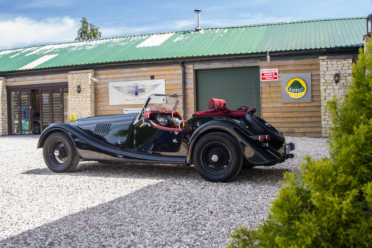 2015 Stunning Morgan Plus 4 Narrow Body For Sale (picture 3 of 6)