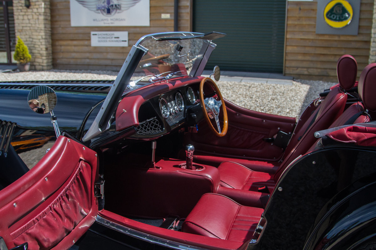 2015 Stunning Morgan Plus 4 Narrow Body For Sale (picture 6 of 6)