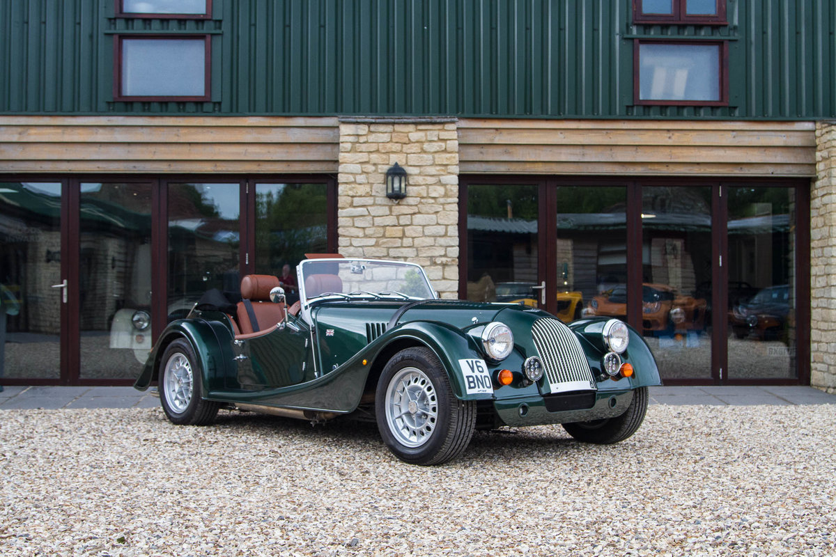 2019 STUNNING Morgan Roadster 110 Edition For Sale (picture 1 of 6)