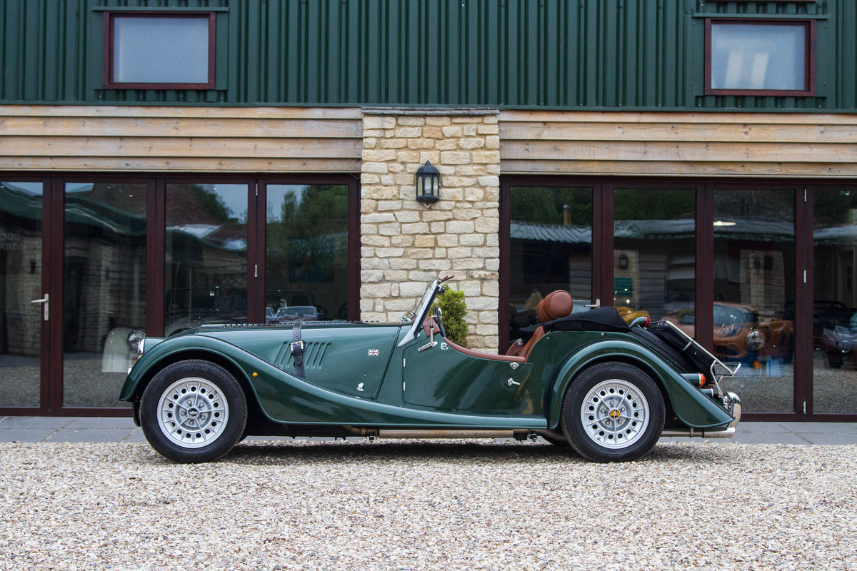 2019 STUNNING Morgan Roadster 110 Edition For Sale (picture 2 of 6)