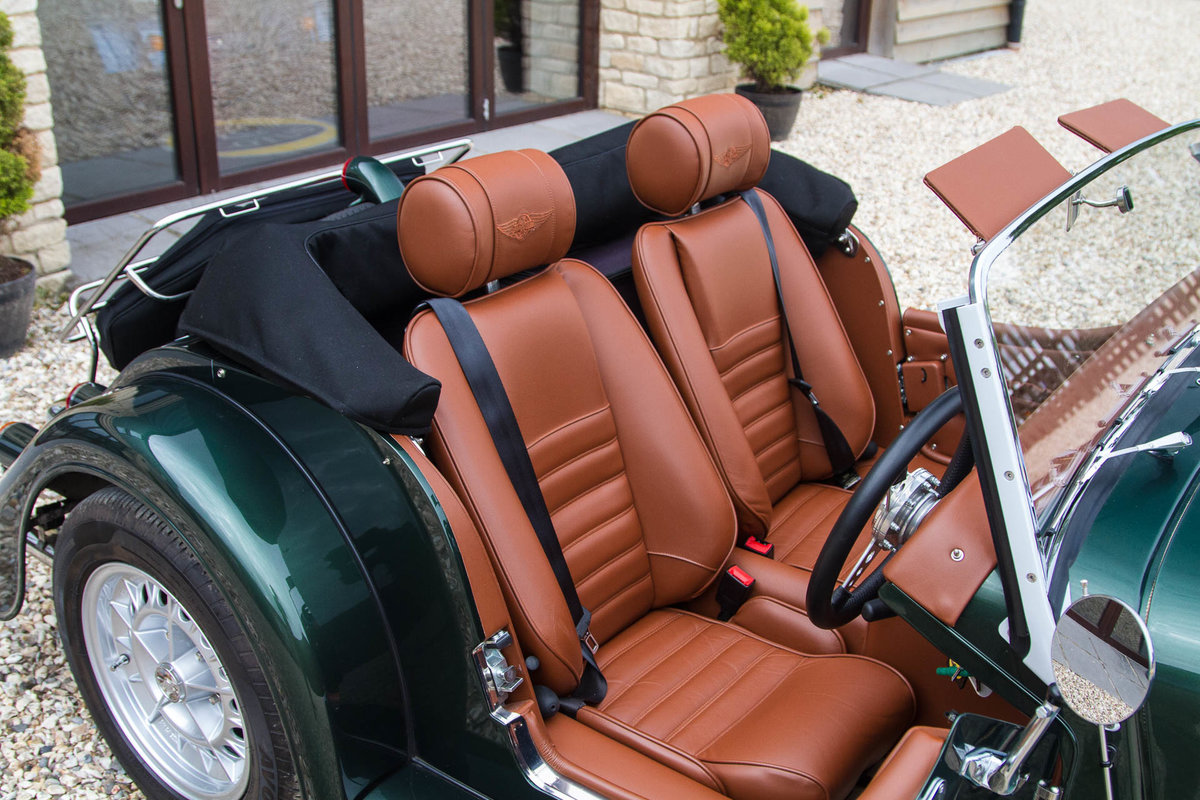 2019 STUNNING Morgan Roadster 110 Edition For Sale (picture 3 of 6)