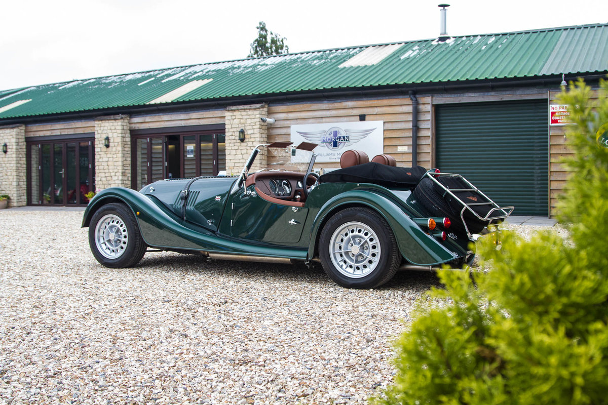 2019 STUNNING Morgan Roadster 110 Edition For Sale (picture 5 of 6)