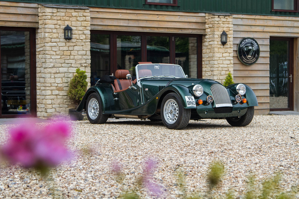 2019 STUNNING Morgan Roadster 110 Edition For Sale (picture 6 of 6)