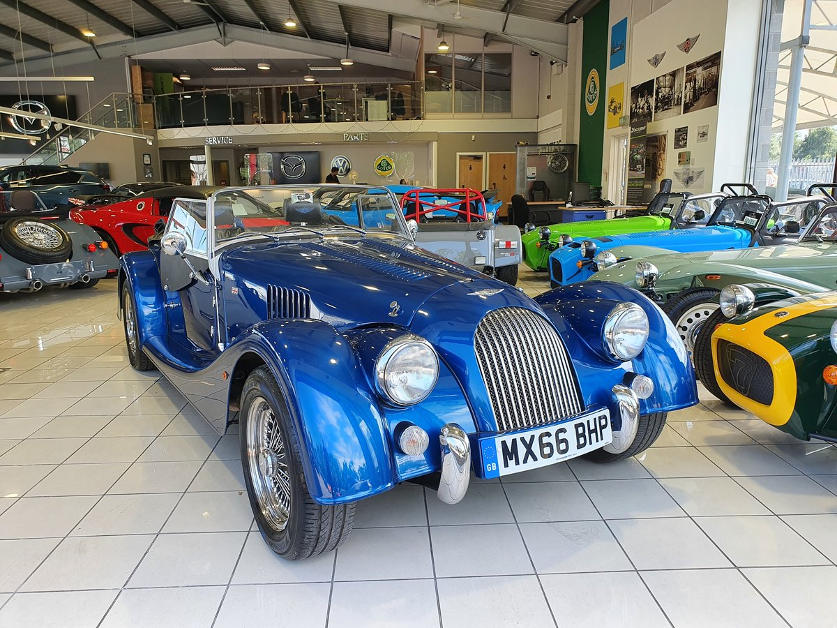 2016 Morgan Plus 4 2.0  For Sale (picture 1 of 6)