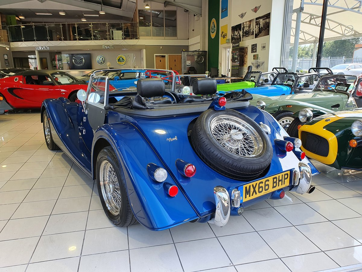 2016 Morgan Plus 4 2.0  For Sale (picture 2 of 6)