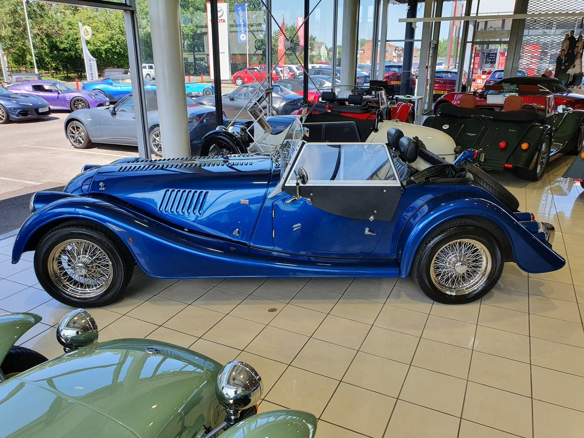 2016 Morgan Plus 4 2.0  For Sale (picture 3 of 6)