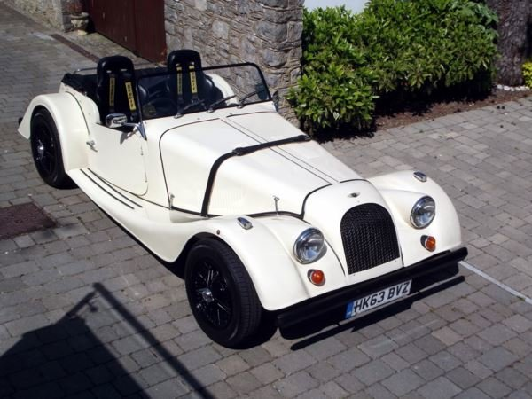 2013 MORGAN WILDMOOR HAWKE EVOCATION For Sale (picture 1 of 6)