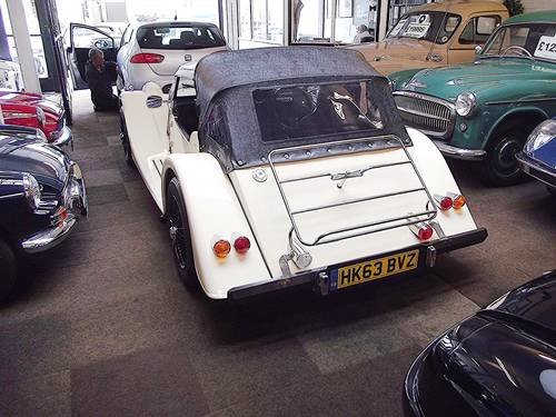 2013 MORGAN WILDMOOR HAWKE EVOCATION For Sale (picture 6 of 6)