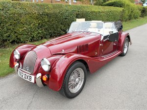 2012 Morgan +4 SOLD