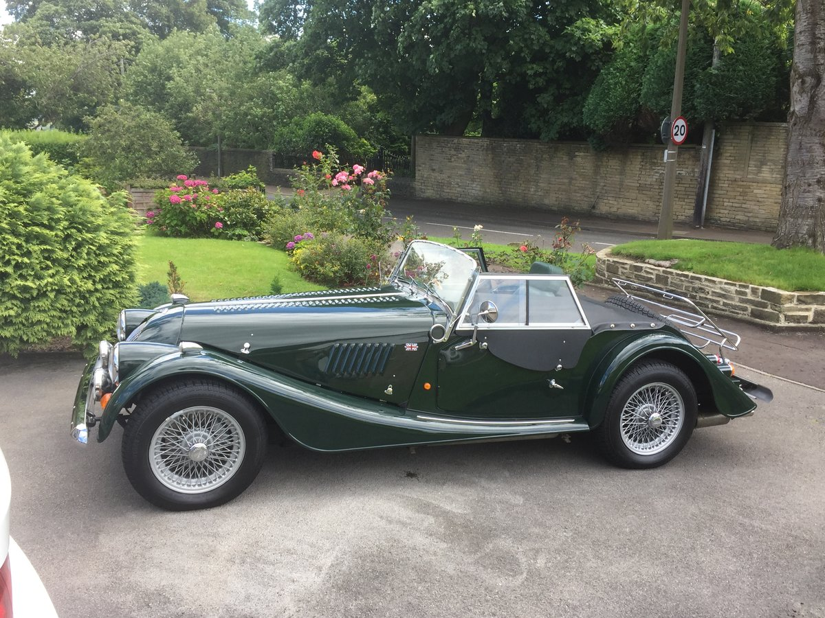 1997 Morgan 4/4 . SOLD (picture 1 of 4)