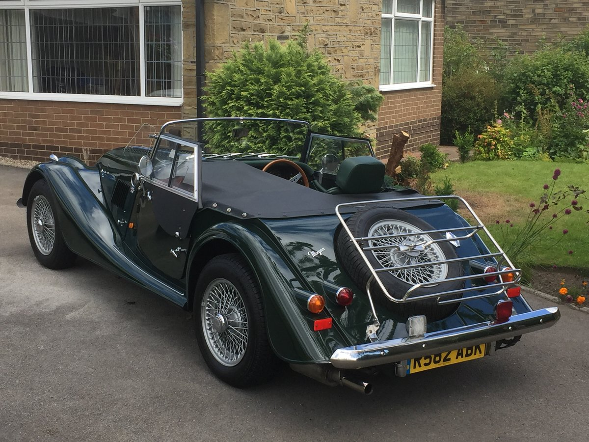 1997 Morgan 4/4 . SOLD (picture 2 of 4)