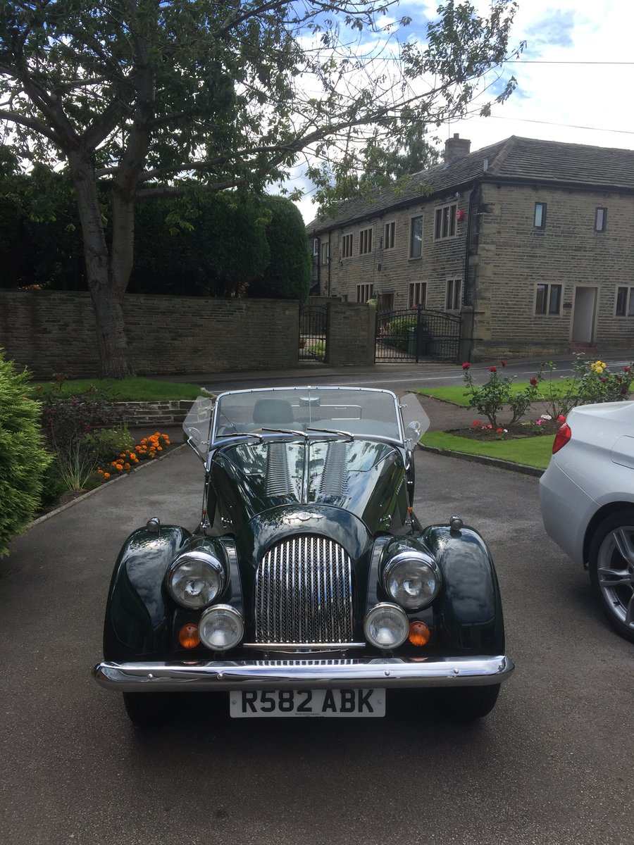 1997 Morgan 4/4 . SOLD (picture 3 of 4)