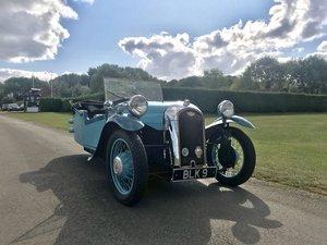 1934 Morgan f4 3 wheeler