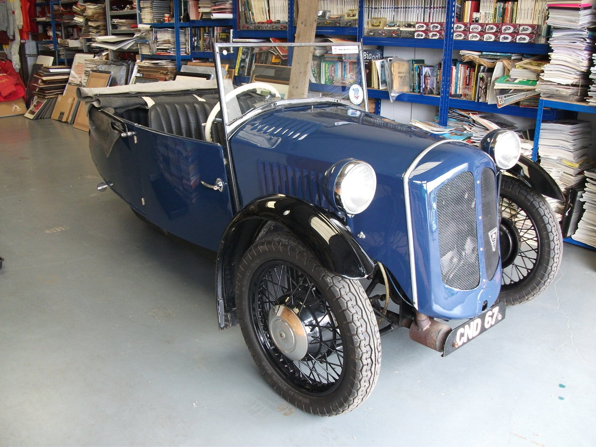 Morgan 3 wheeler 1936 Family Runabout For Sale (picture 2 of 5)
