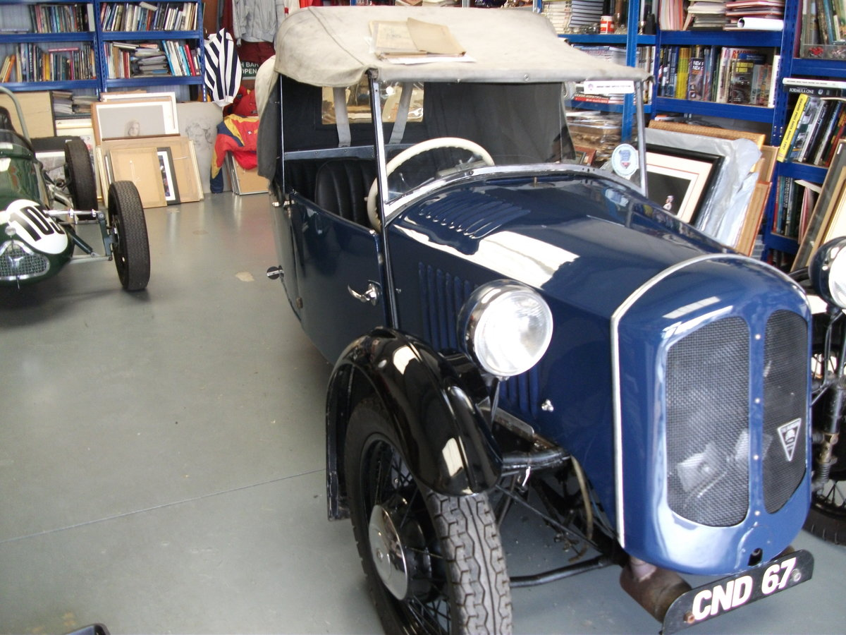 Morgan 3 wheeler 1936 Family Runabout For Sale (picture 4 of 5)