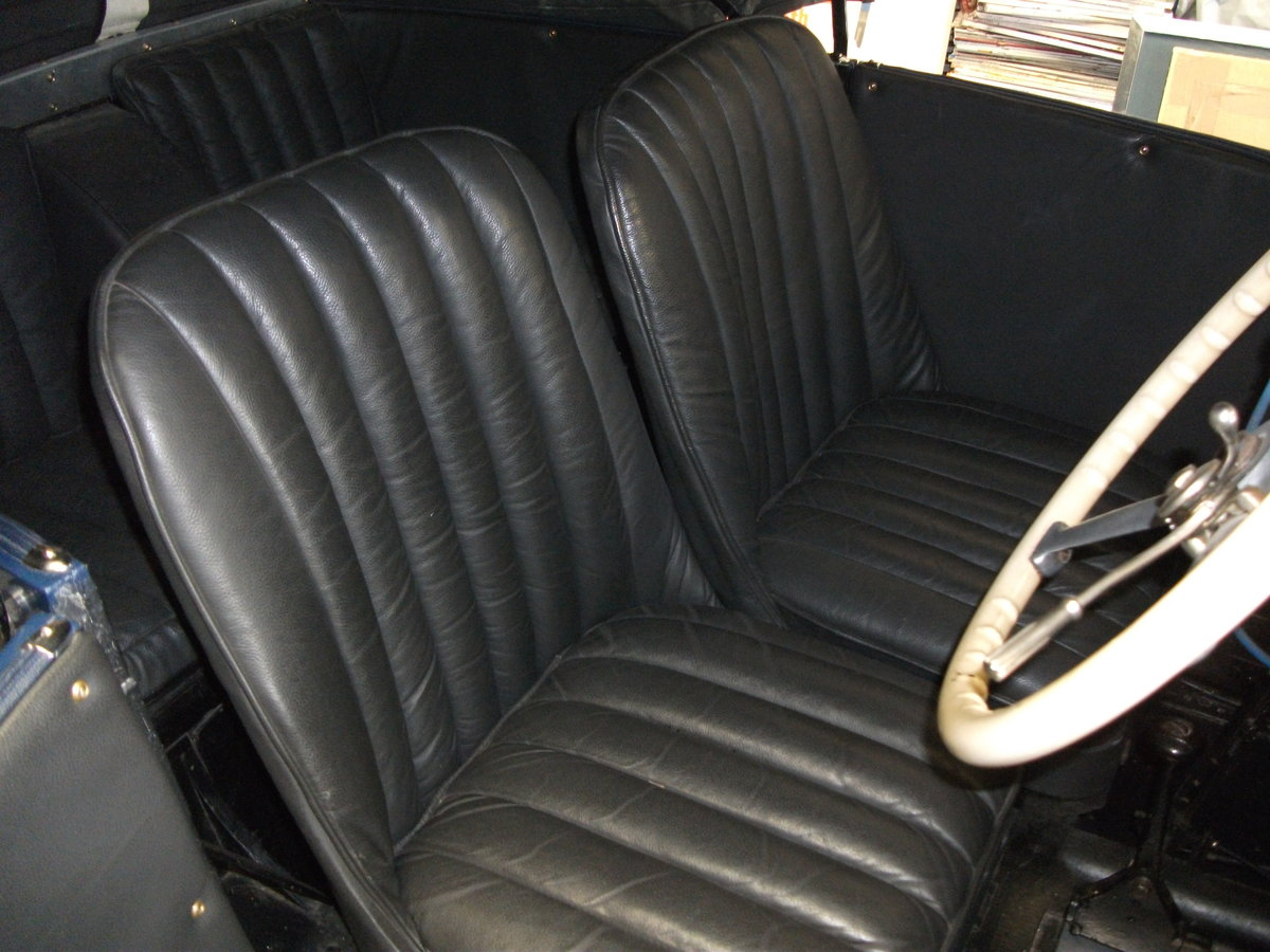 Morgan 3 wheeler 1936 Family Runabout For Sale (picture 5 of 5)