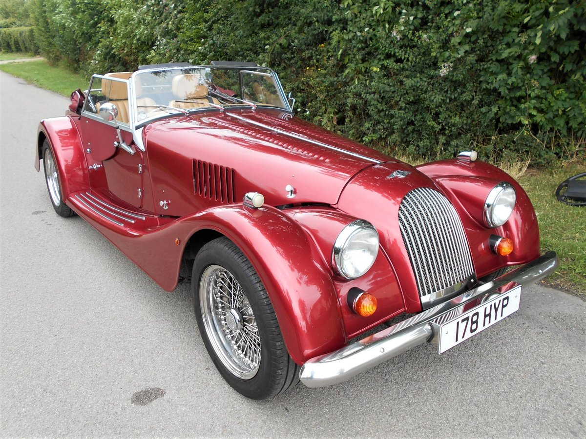 2007 Morgan Roadster For Sale (picture 2 of 6)
