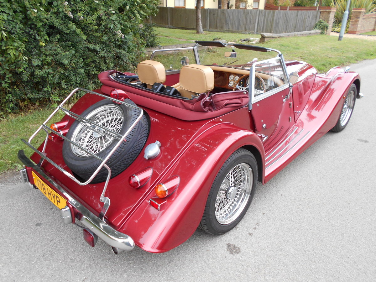 2007 Morgan Roadster For Sale (picture 4 of 6)