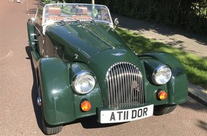 2011 MORGAN 4/4 SPORT For Sale by Auction