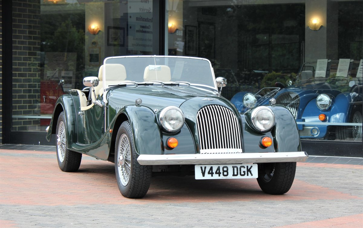 1999 MORGAN 4/4 – Sold - Similar Wanted SOLD (picture 1 of 6)